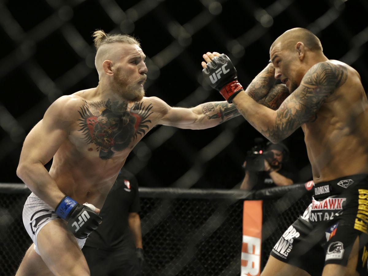 Poirier knocks out Conor McGregor in 2nd round at UFC 257