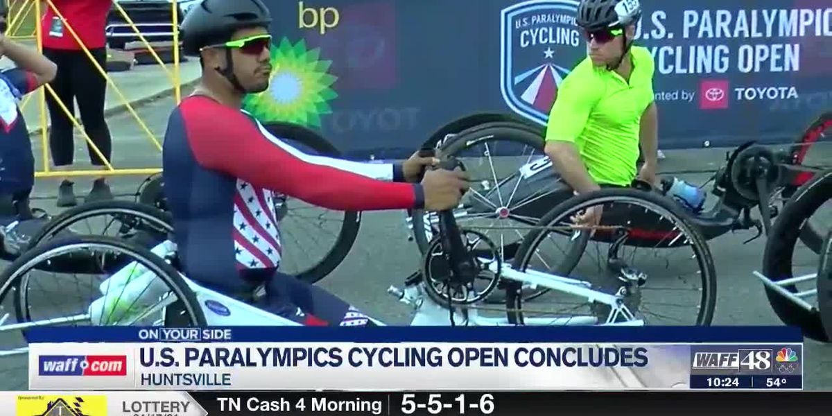 US Paralympics Cycling Open