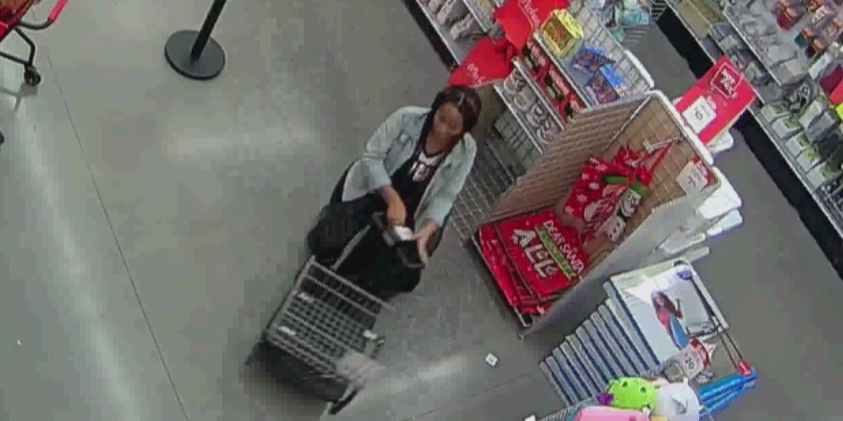 Crime Stoppers: Trio uses store cart distraction to steal
