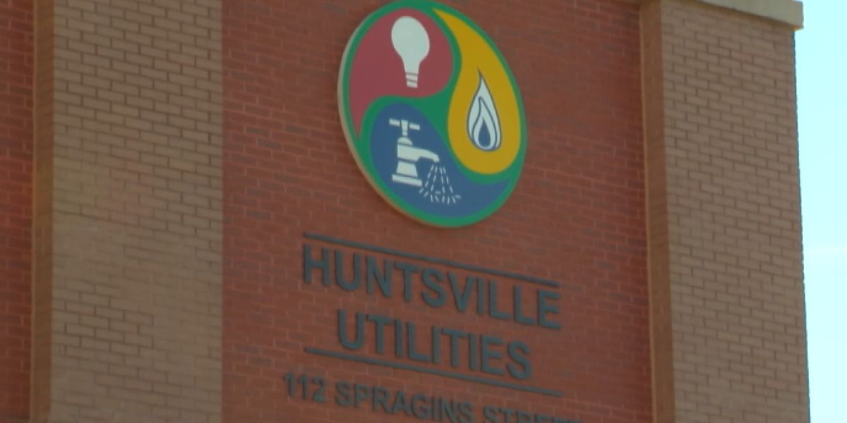 Huntsville Utilities suspending late fees