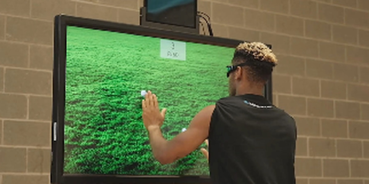 Performance Vision helps young athletes at home