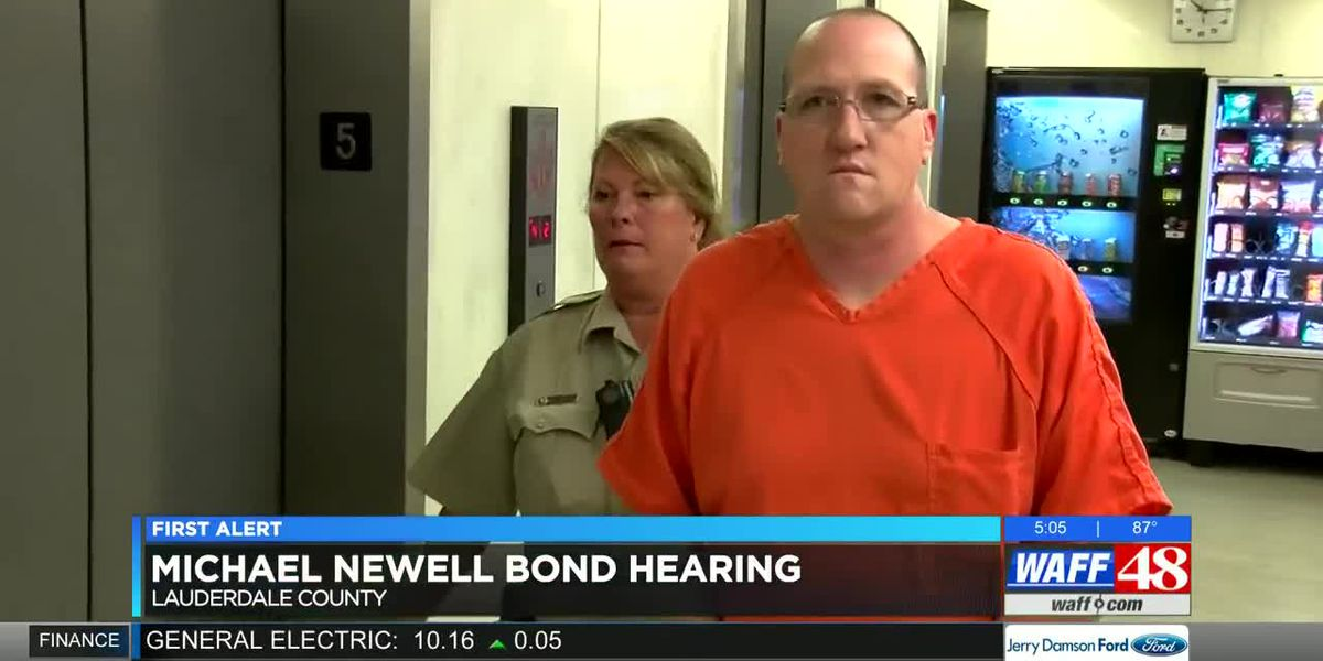 Bond hearing for Lauderdale County child porn suspect