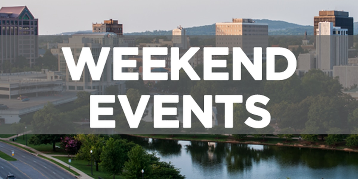 Weekend Events for the Tennessee Valley through 9/29 - 10/1