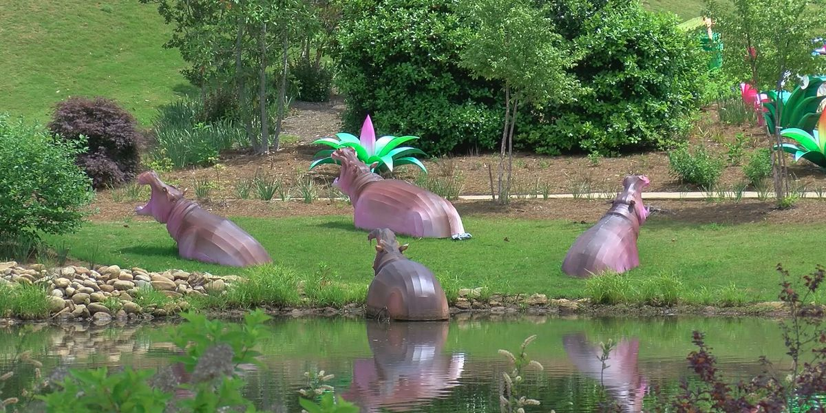 Huntsville Botanical Garden reopening Saturday with health guidelines