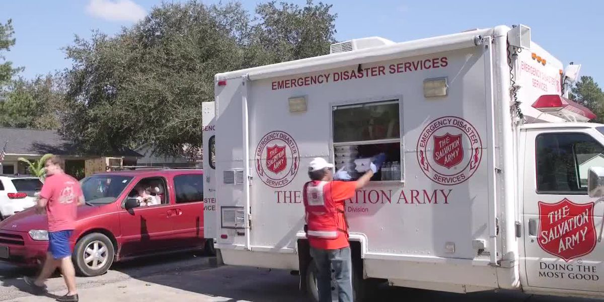 Shoals Salvation Army needs volunteers to help people impacted by Hurricane Michael