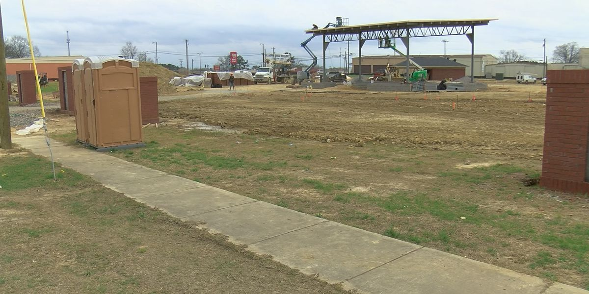 Rain hampering city projects in Marshall County