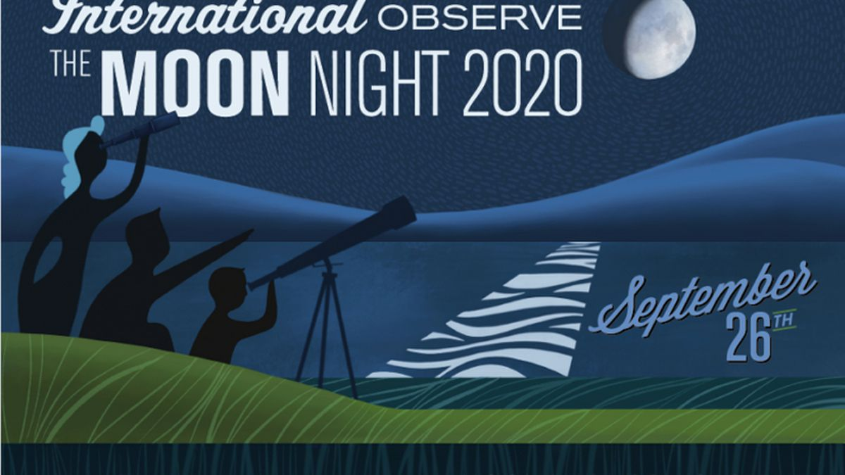 Observe the Moon Night with U.S. Space & Rocket Center