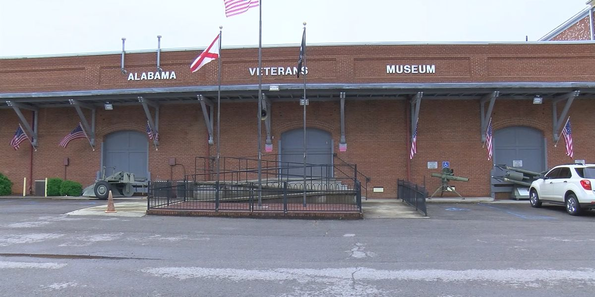 Alabama Veterans Museum to reopen next week