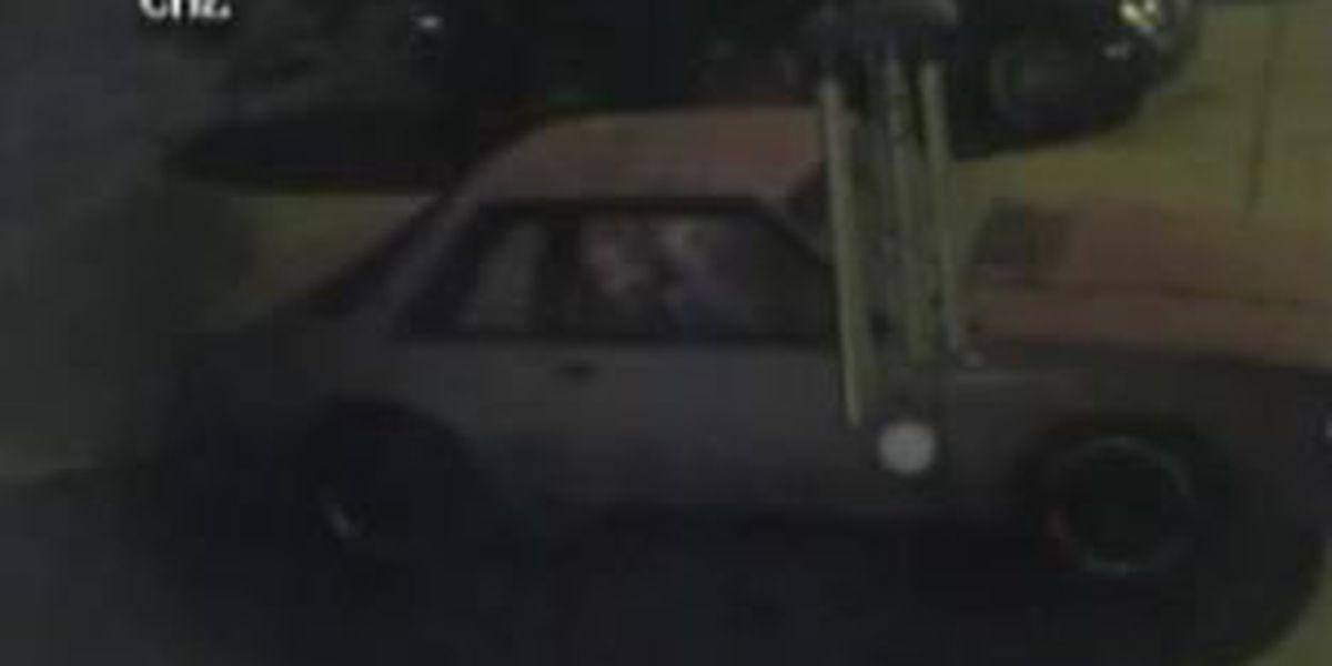 Reward offered in Guntersville stolen car case