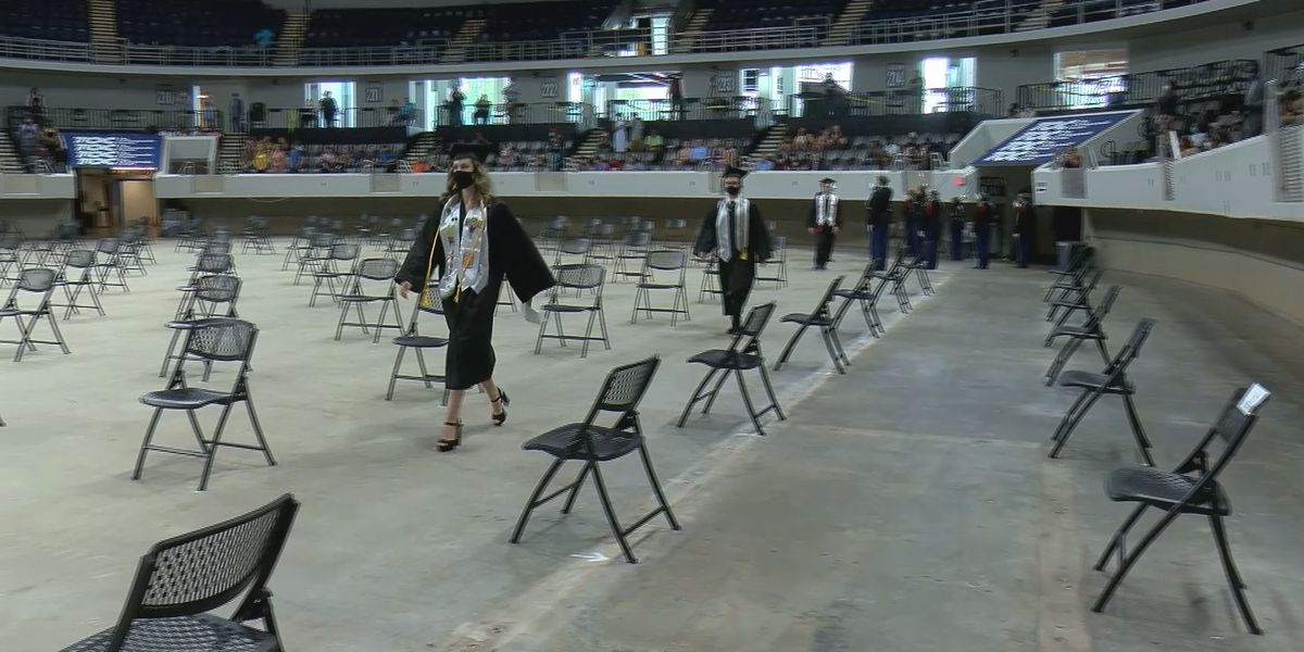Madison County graduation still set at the VBC next week; masks required
