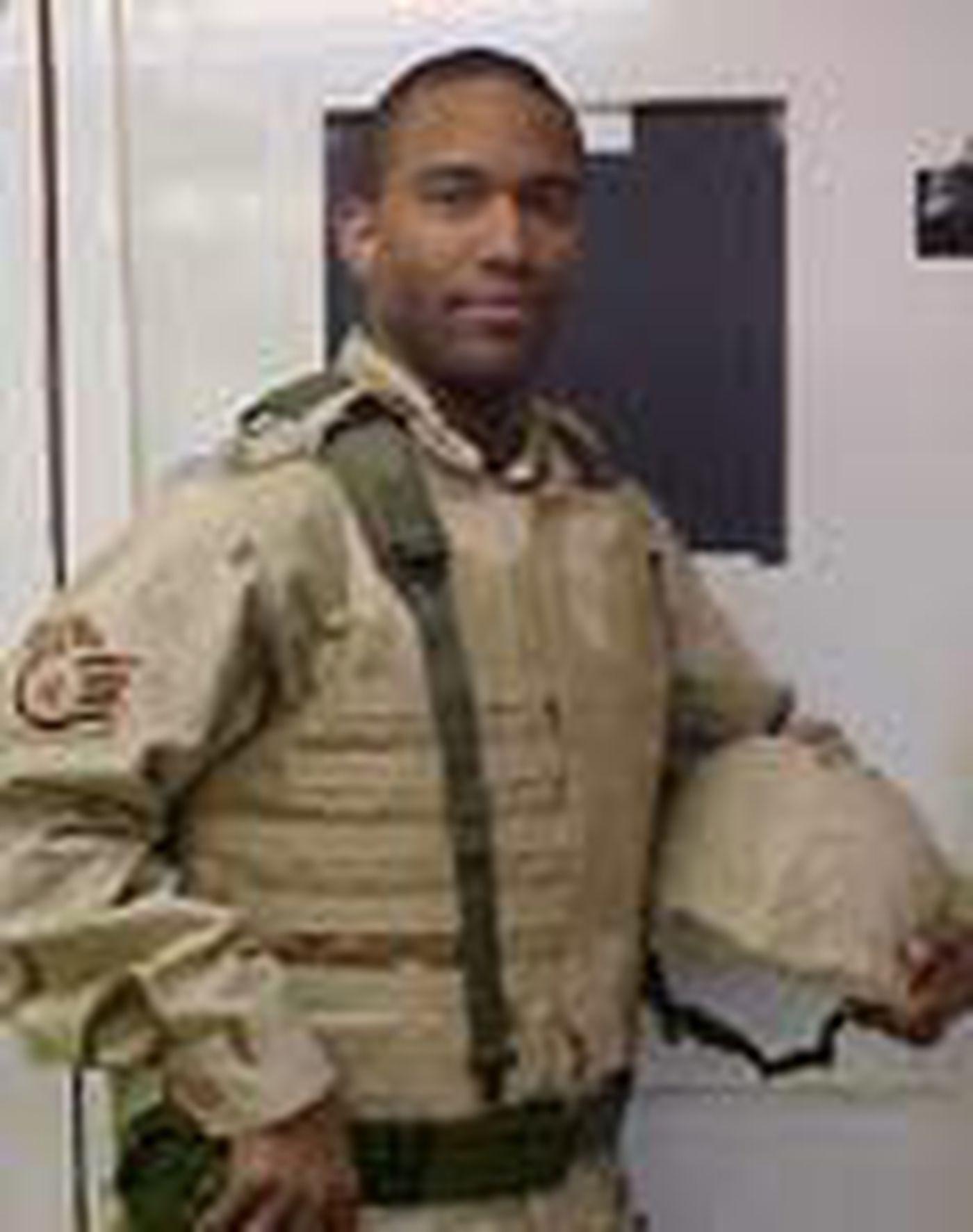 SSG James Webster - Air National Guard