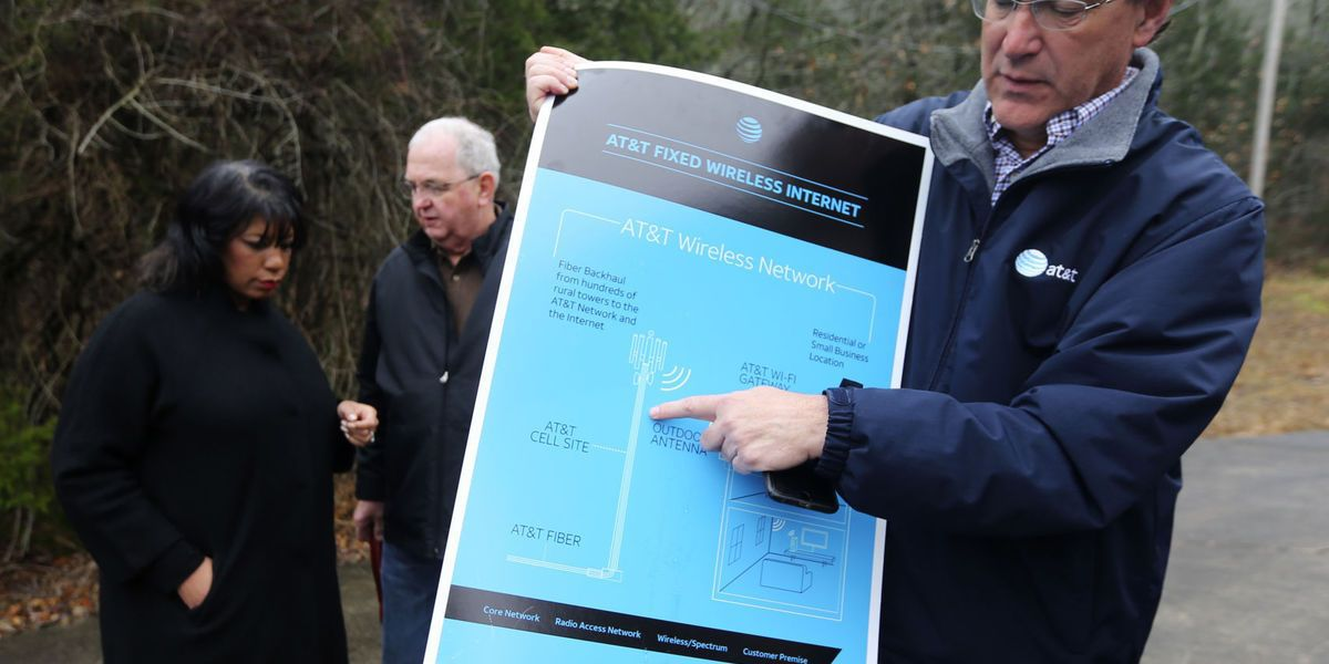 Wireless internet launched in rural Franklin County