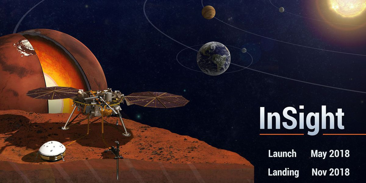 WATCH LIVE: NASA InSight mission scheduled for launch