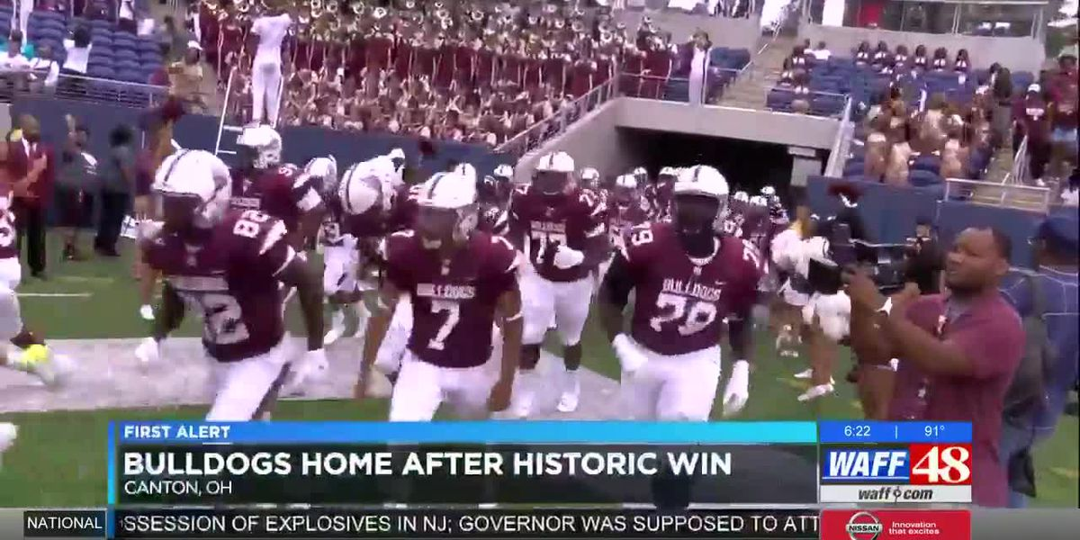 AAMU wins historic season opener