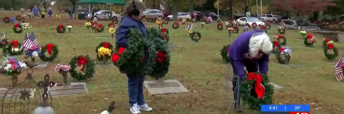 'Wreaths for Veterans' honors thousands of heroes this holiday season