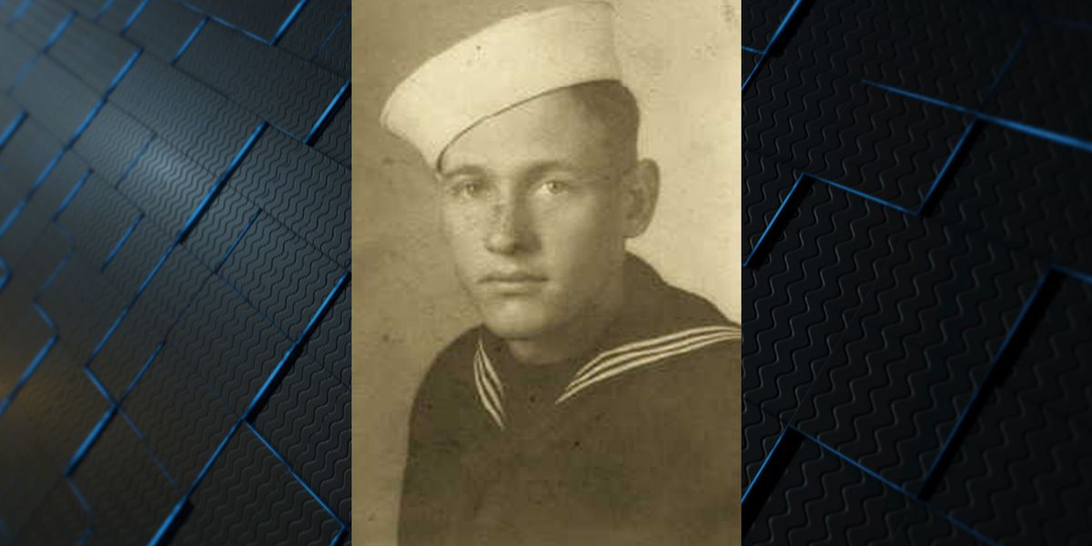 Remains of WWII sailor coming home to Marshall County