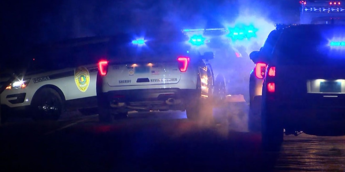 VIDEO: Suspect in custody following Madison County chase