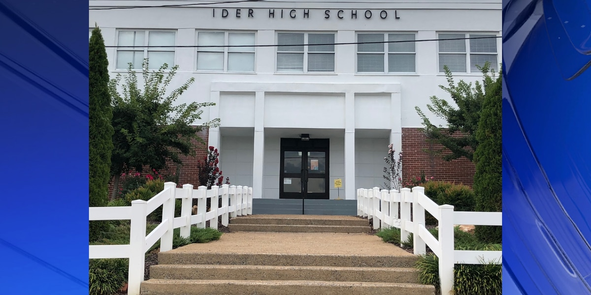 Ider High School dismissing at 10 a.m. on Friday due to water pressure issues