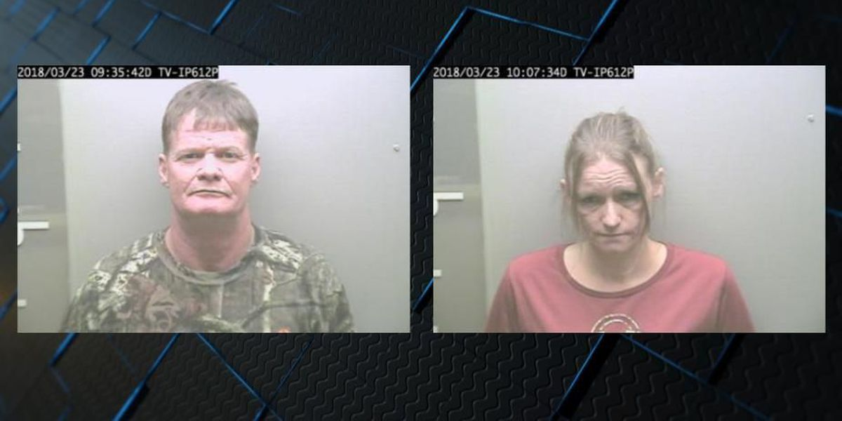 Two charged in Guntersville dog attack