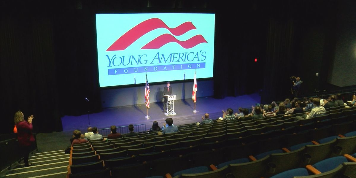 'It's a day that changed our world': Huntsville mayor speaks at UAH 9/11 remembrance event