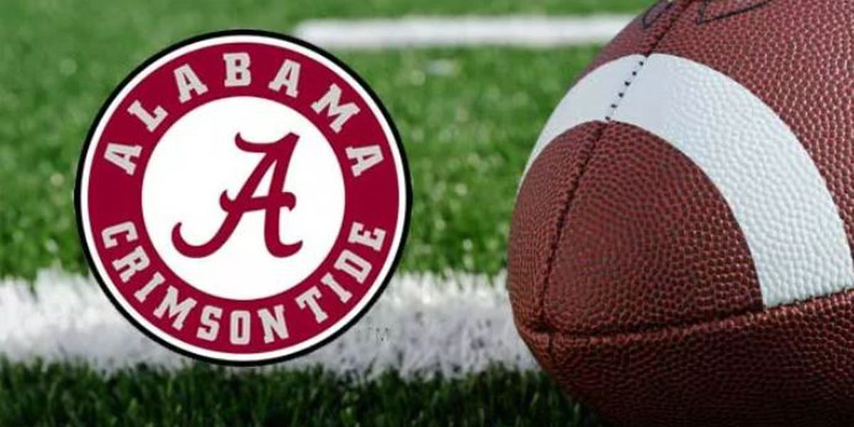 Alabama Crimson Tide moves to No. 1 spot; bumps Clemson from top spot