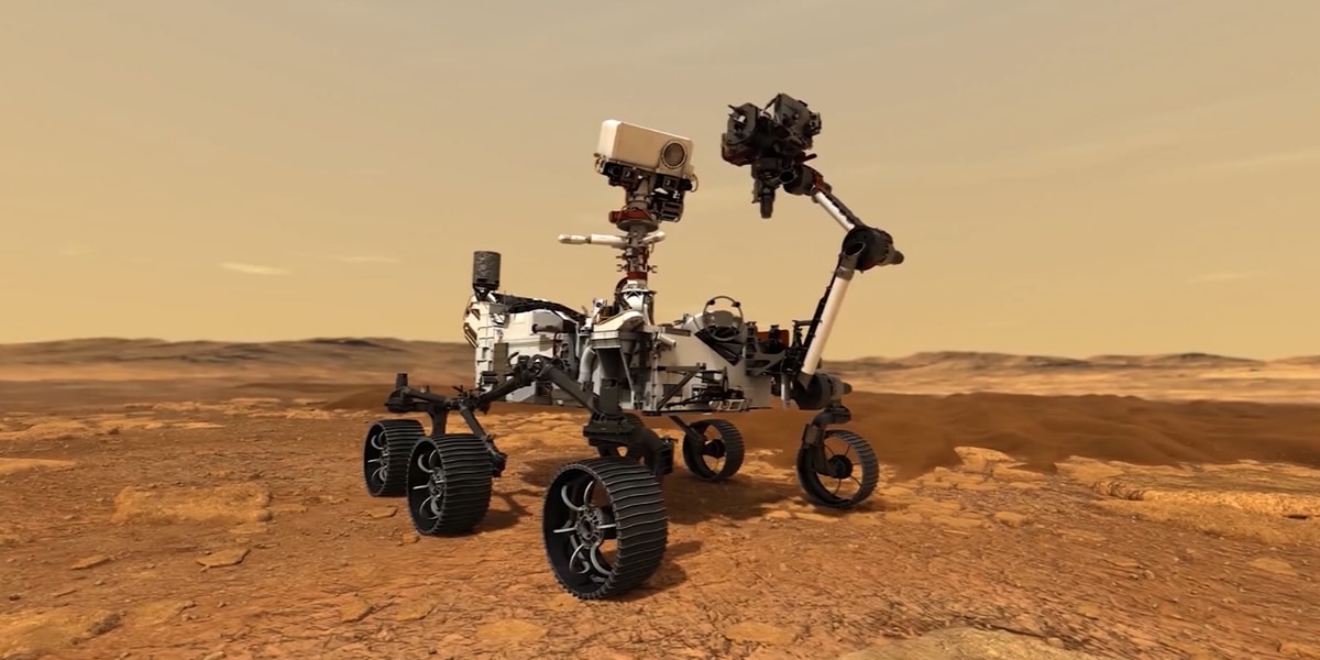 Perseverance rover launches 7 month journey to Mars