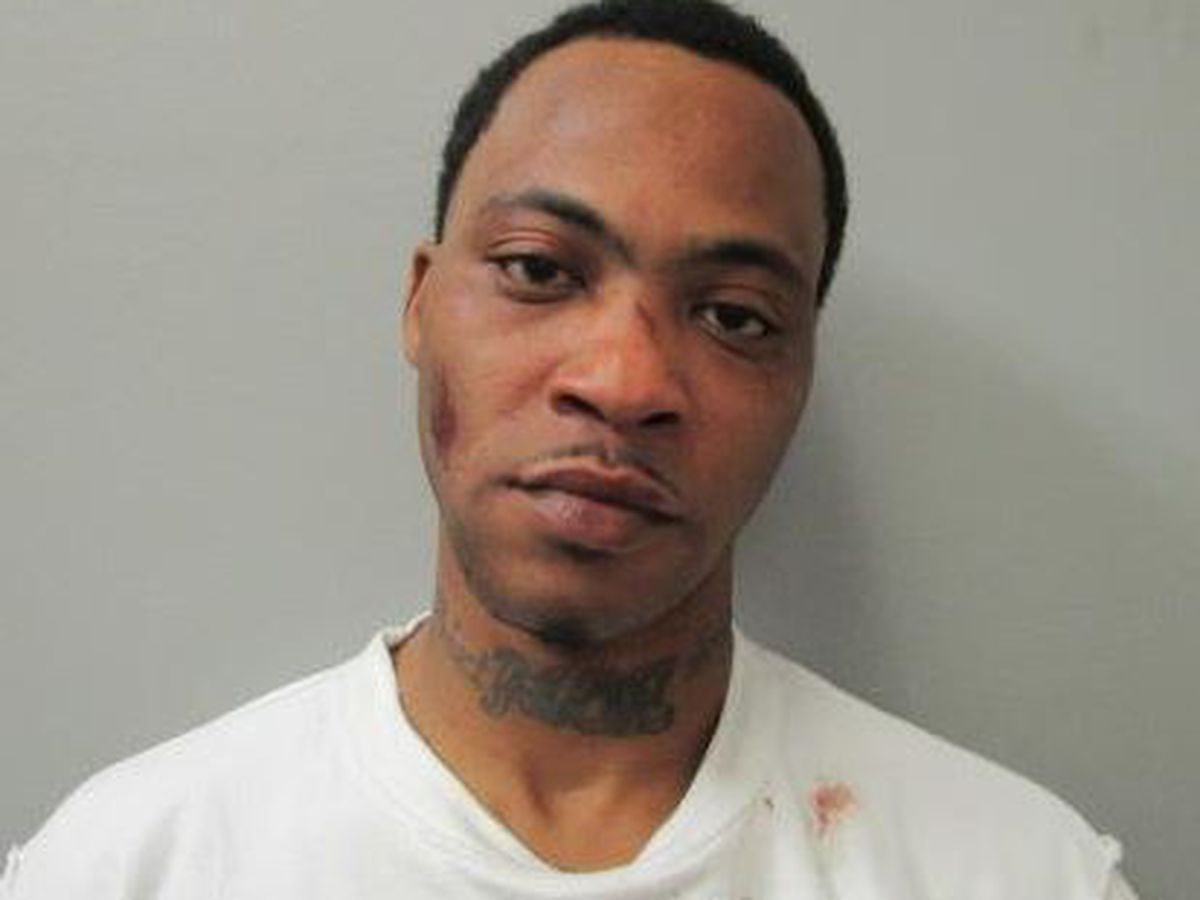 Wanted man from Chattanooga caught by Huntsville police after foot chase