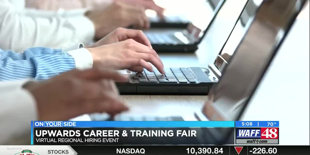 Upwards Career & Training Fair begins today