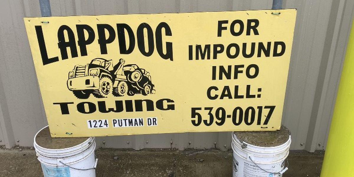 Lappdog Towing ready for icy roads, stranded vehicles