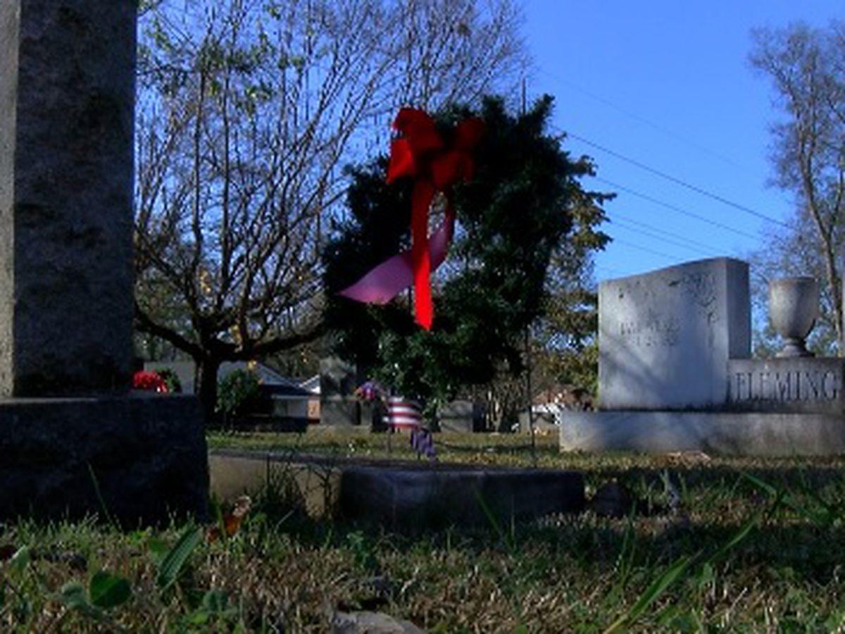 Wreaths for Veterans will happen Nov 14 & 15