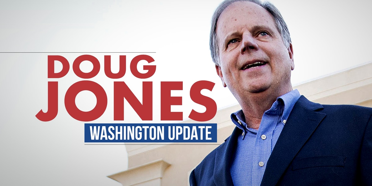 Sen. Jones gives Huntsville updates on Washington