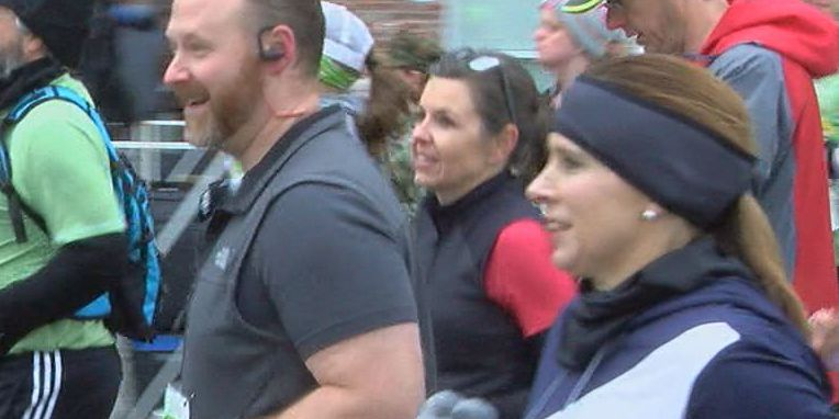 UAB patient runs 5K with doctor to spread awareness of genetic disease
