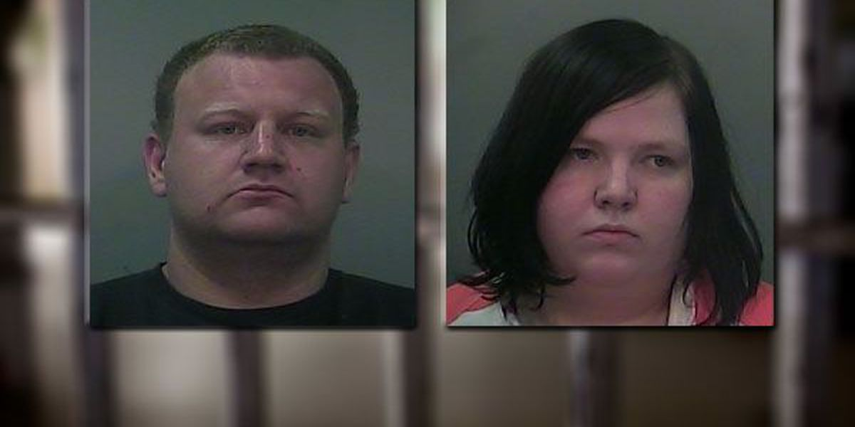 Limestone County couple in hot water, literally!