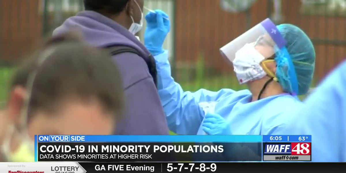 COVID-19 more prevalent in minority populations