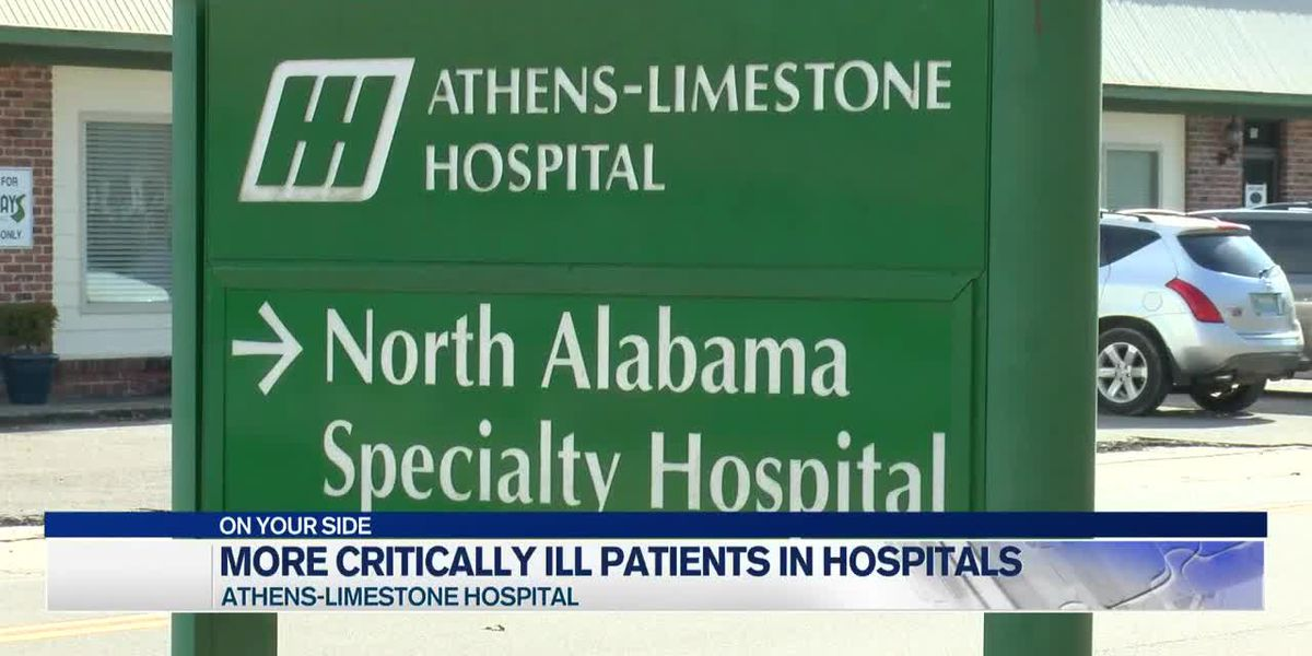 """""""It's not like everything's getting better all of the sudden"""" Athens-Limestone doctor says in regards to low case numbers"""