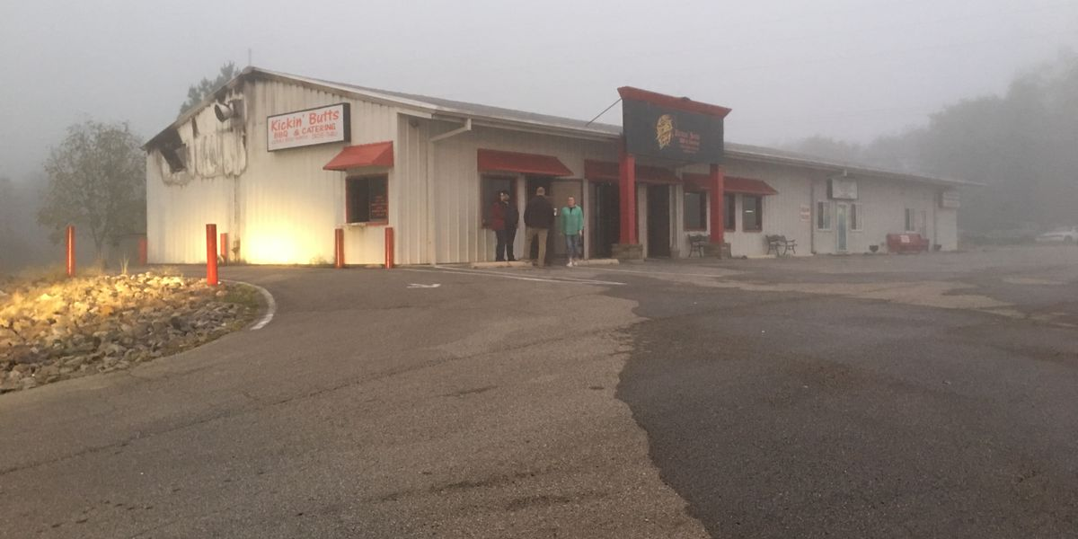 Kickin' Butts BBQ owner working to start over after October fire