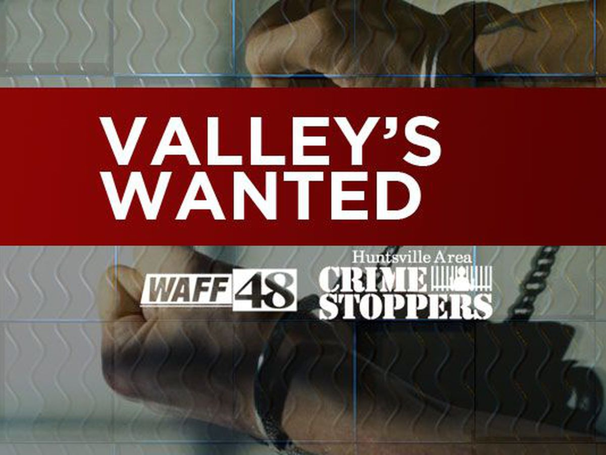 Crime Stoppers: Valley's Wanted