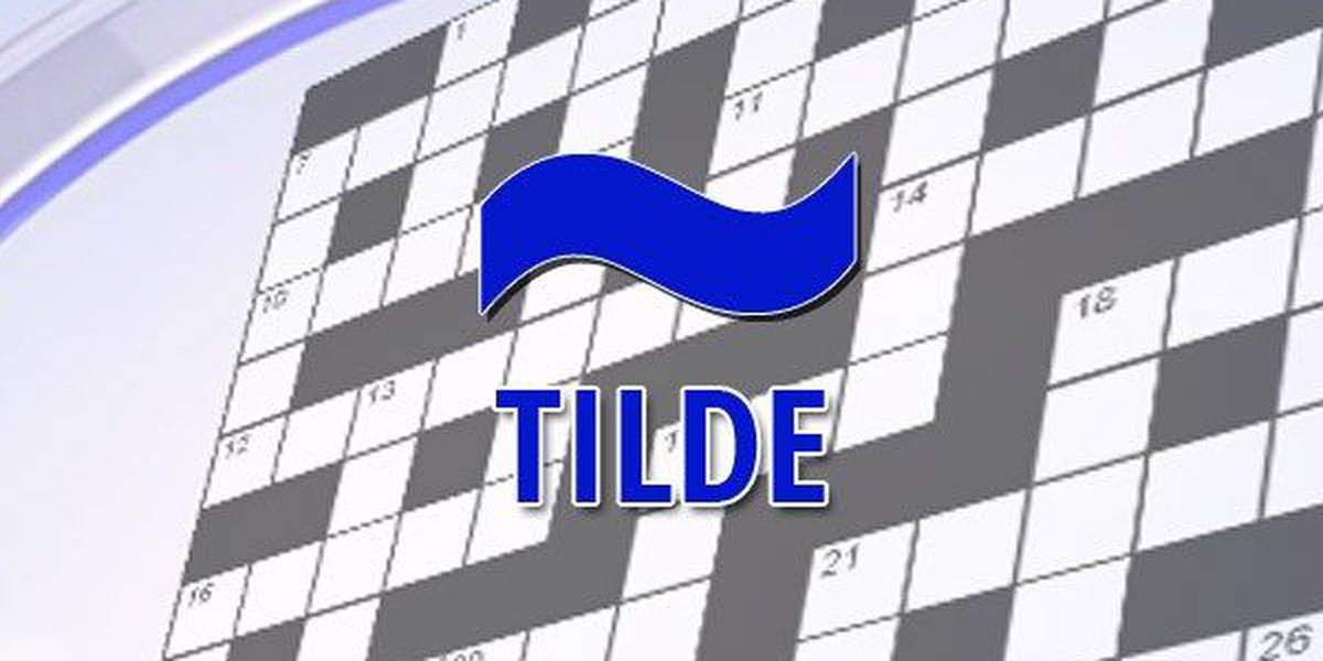 Gimme a squiggly! Talkin' about tildes
