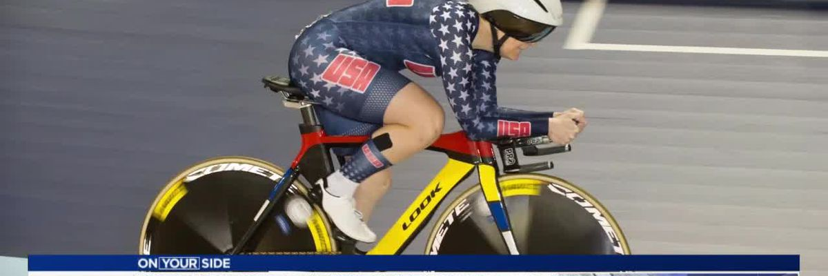 Paralympic cyclist preparing for first race since COVID