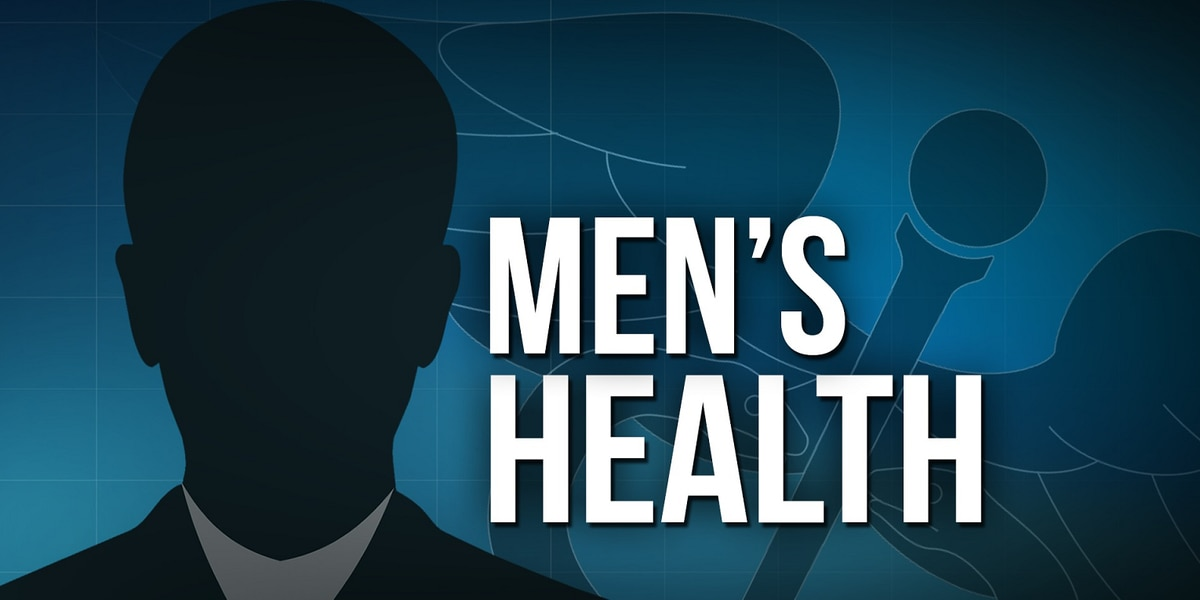 Focus on men's health: Five things you need to know