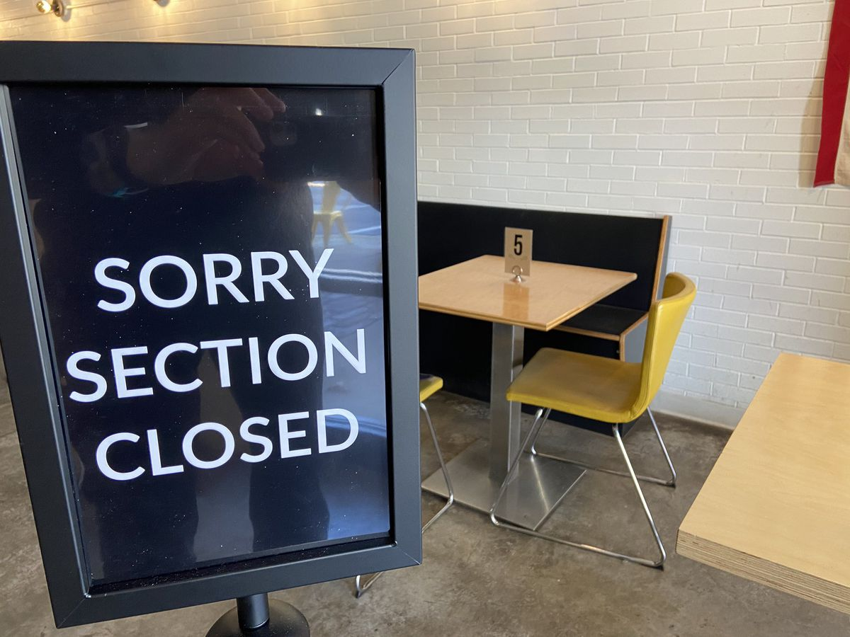 Huntsville coffee shop owner chooses not to reopen her dining room