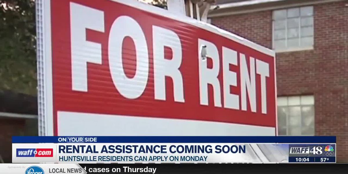 Huntsville emergency rental assistance opens Monday, here's what you need to know