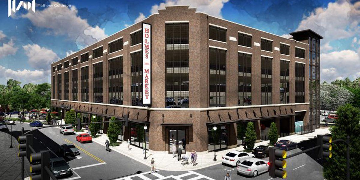 Huntsville City Council passes $14M Greene Street Parking Garage contract