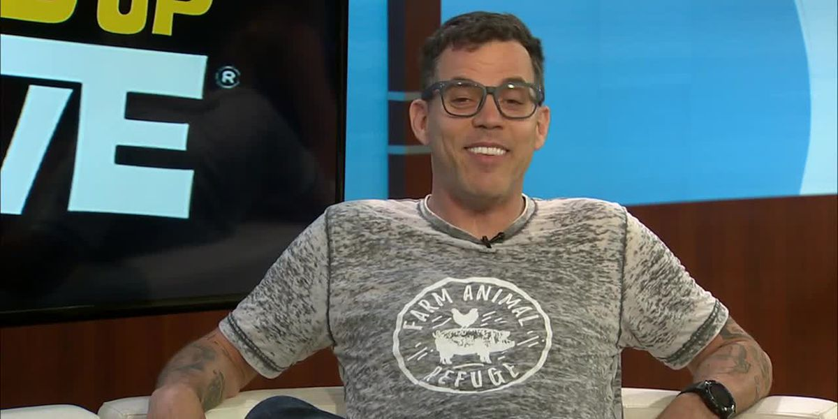 Steve-O on Huntsville comedy show