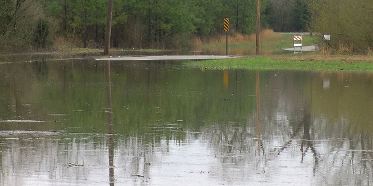 Flooding threat continues on Madison County roads