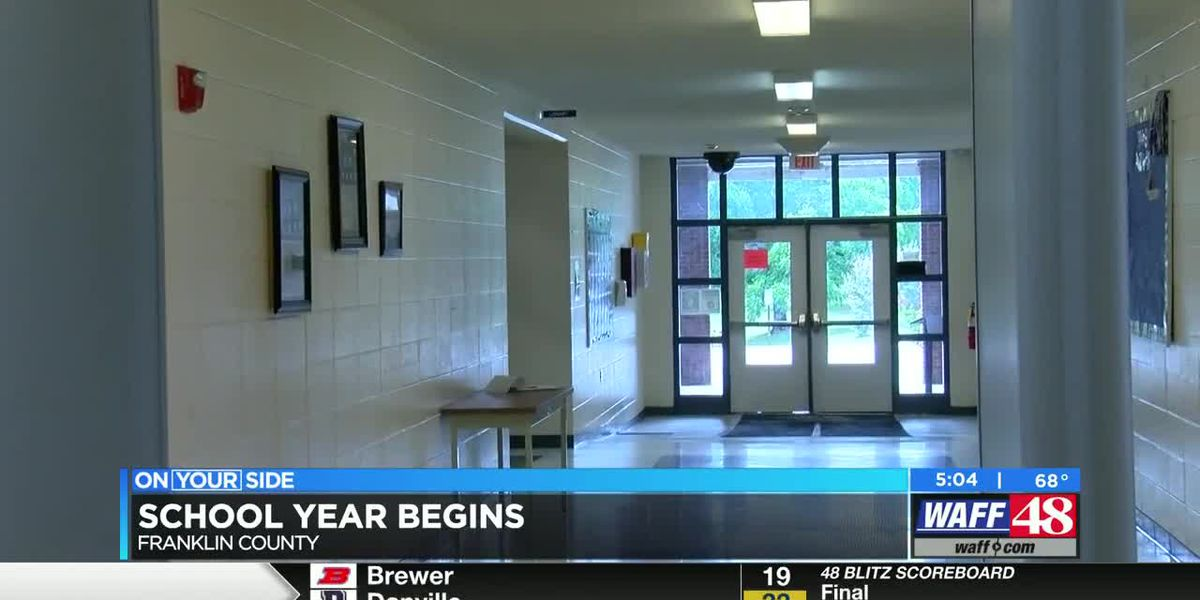 Prinicpal in Russellville City Schools says first few days went smoothly