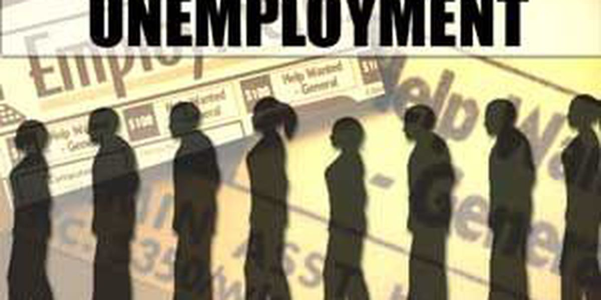 New record low for AL unemployment rate in November