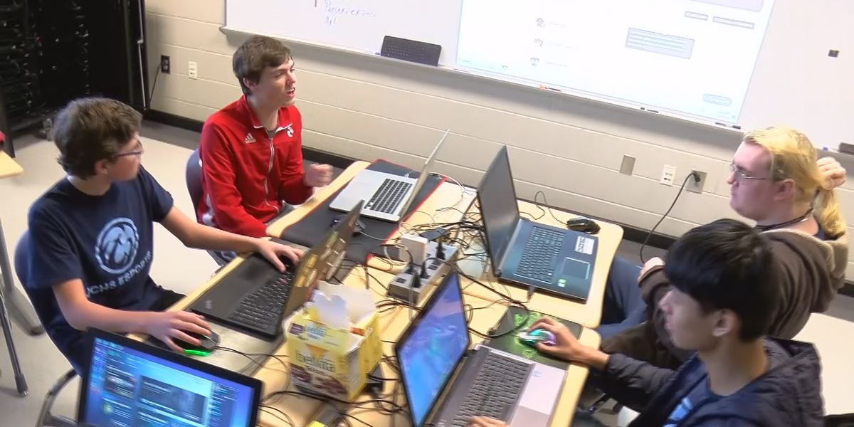 Esports finding a home in Alabama high schools