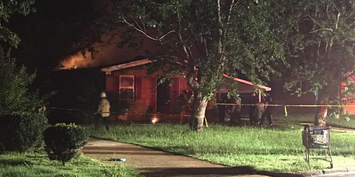 Morning Headlines: Crews battle house fire on Greenside Drive