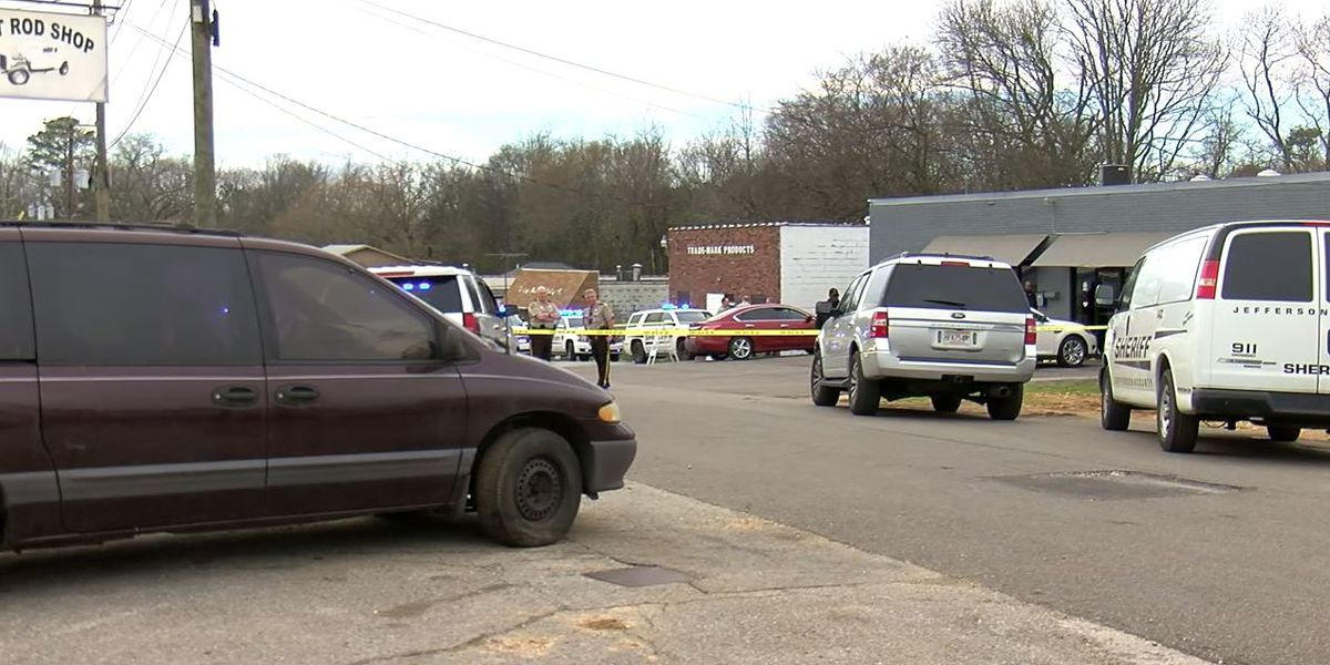 Homicide investigation at a Center Point barber shop
